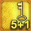 트리에스테의 황금 열쇠 5+1