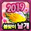 2019 봄맞이 날개 행운살자